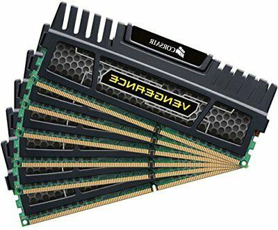 vengeance 24gb 6x4gb ddr3 1600 mhz pc3