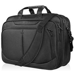 "KROSER 17.1"" Laptop Bag for 15.6""-17"" Laptop Briefcase Water"