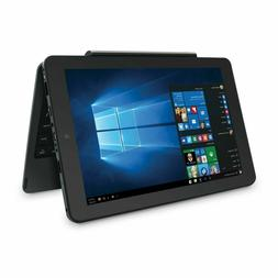 "2 in 1 Tablet Laptop 7"" Screen Quad-Core Processor Intel 16G"