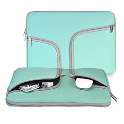 Laptop Sleeve Case 14-15.4 Inch, Egiant Water-Resistant Carr