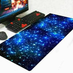 Large XL Galaxy Anti-Slip Laptop Computer Gaming Large Mouse