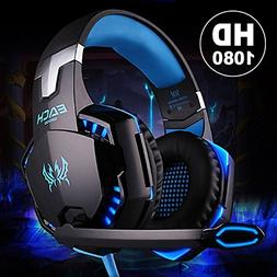HOT SALE Latest Version Noise Cancelling Gaming Headset / Ov