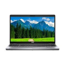 "Dell Latitude 5510 15.6"" FHD Notebook Computer, i5-10210U, 8"