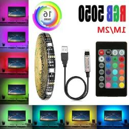 LED TV USB Backlight Kit Computer RGB LED Light Strip TV Bac