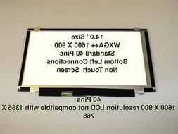 Dell Latitude E5440 New Replacement LCD Screen for Laptop LE