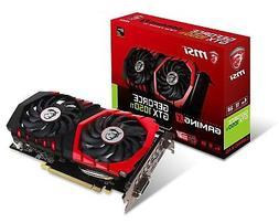 MSI Computer Video Graphic Cards GeForce GTX 1050 TI GAMING
