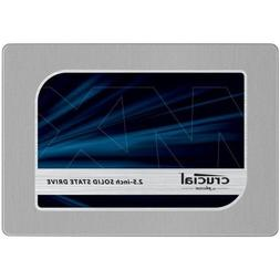 Crucial MX200 Solid State Drives 500GB 2.5