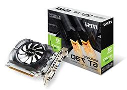 MSI N730-4GD3V2 GeForce GT 730 Graphic Card - 700 MHz Core -