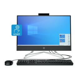"""NEW HP 22-DF0023W 22"""" TOUCHSCREEN ALL-IN-ONE COMPUTER RYZEN"""