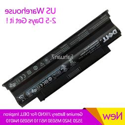NEW ORIGINAL Genuine Dell Battery Type J1KND N4010 48Wh Lapt