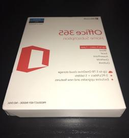 Microsoft Office 365 Home Premium 1 Year Subscription For 6