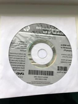 Operating System Windows 10 DVD Restore Repair Install For H