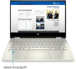 """HP Pavilion x360 2-in-1 14"""" Touch-Screen Laptop, i5, 8G, 256"""