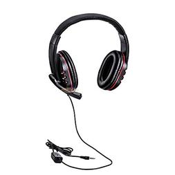 Picozon 3.5mm Plug Gaming Headset Headphone with Microphone