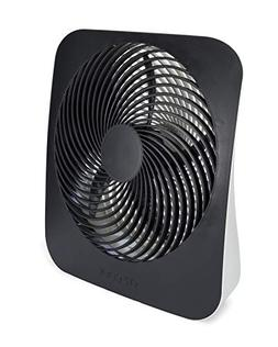 O2COOL 10-Inch Portable Desktop Air Circulation Battery Fan