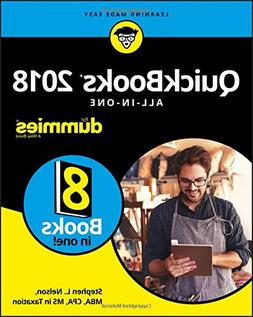QuickBooks 2018 All-in-One For Dummies )