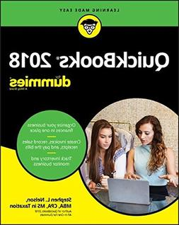 QuickBooks 2018 For Dummies )