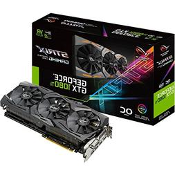 ASUS ROG-STRIX-GTX1080TI-O11G-GAMING GeForce 11GB OC Edition