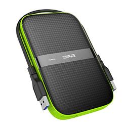 Silicon Power 3TB Rugged Portable External Hard Drive Armor