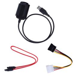 Makerfire® SATA/PATA/IDE Drive to USB 2.0 Adapter Converter