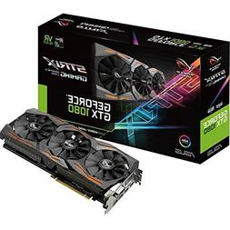 STRIX-GTX1080-A8G-GAMING GeForce GTX 1080 Graphic Card - 1.7