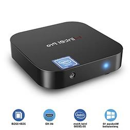 ACEPC T8 Fanless Mini PC,Intel x5-Z8350 HD Graphics Desktop