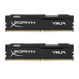 Kingston 8GB 2133MHz DDR4 Non-ECC CL14 DIMM HyperX FURY Blac