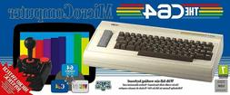 The C64 MAXI Retro Computer Console Commodore 64 plus joysti