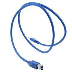 PK Power USB 3.0 Cable Laptop PC Data Sync Cord For FD Fanto
