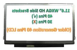 "SONY VAIO SVE111A11L REPLACEMENT LAPTOP 11.6"" LCD LED Displa"