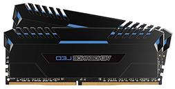 CORSAIR VENGEANCE LED 32GB  DDR4 3000MHz C15 Desktop Memory