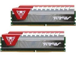 Patriot Memory Viper Elite Series DDR4 8GB  2400MHz Kit  - 8
