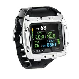 Oceanic VTX Wrist Scuba Diving Computer with USB Download Ca