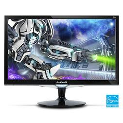 vx2452mh 24 inch led black computer monitor