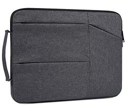 12.3-13.3 Inch Water Repellent Laptop Briefcase Fit Google P