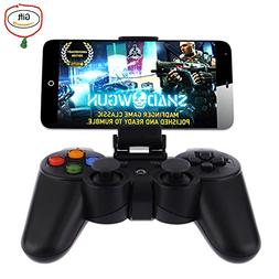 Android Wireless Game Controller, Baigeda Bluetooth Gamepad