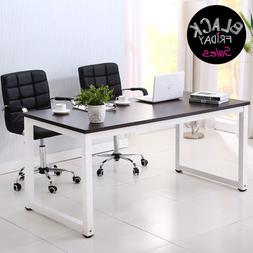 Wood Computer Desk PC Laptop Study Table Workstation Home Of