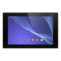 """Sony Xperia Z2 16gb Wifi 10.1"""" Inch Black Android Tablet Sgp"""