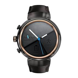 ASUS ZenWatch 3 WI503Q-GL-DB dark brown leather strap